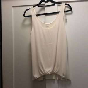 For tank top